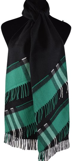 Preload https://img-static.tradesy.com/item/25767047/burberry-multicolor-new-cashmere-patchwork-black-green-nova-check-scarfwrap-0-1-540-540.jpg