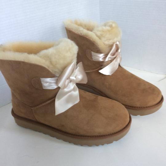 UGG New With Tags New In Chestnut Boots Image 1