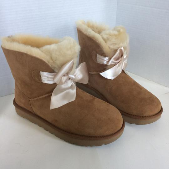 UGG New With Tags New In Chestnut Boots Image 2