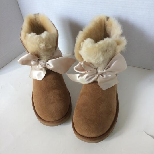 UGG New With Tags New In Chestnut Boots Image 3