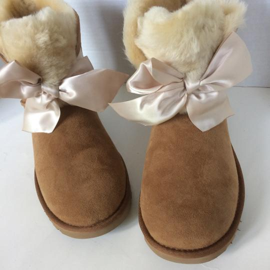 UGG New With Tags New In Chestnut Boots Image 4