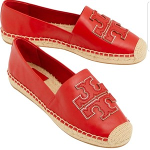 Tory Burch Brilliant red Sandals