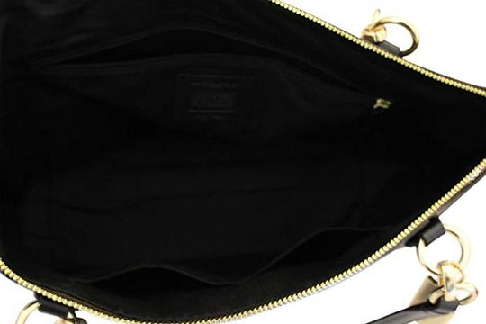 Coach Tote in Brown/Black Image 5