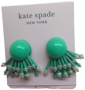Kate Spade Kate Spade New Mint Candy Drop with Trailing Beads