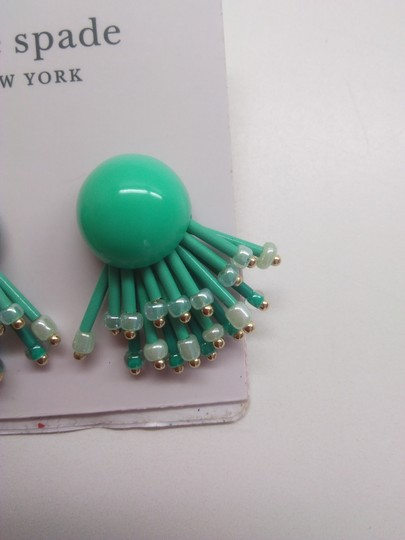 Kate Spade Kate Spade New Mint Candy Drop with Trailing Beads Image 1