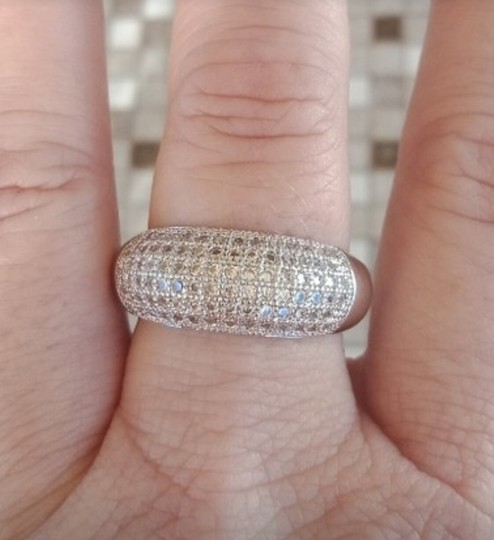 Donna's Wedding Essentials Fashion Birthstone 925 Silver Stamped Ring 6 Colors Sizes 5-12 wedding bride engagement Image 8