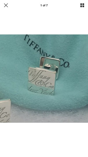 Tiffany & Co. Tiffany's Notes Cufflinks Image 2