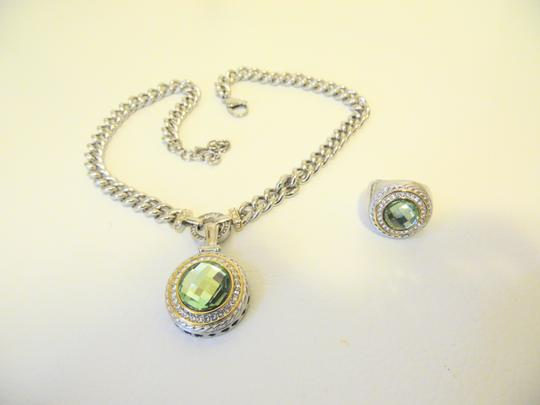 Other Emma Skye Jewelry Collection Necklace and Ring Set Image 8