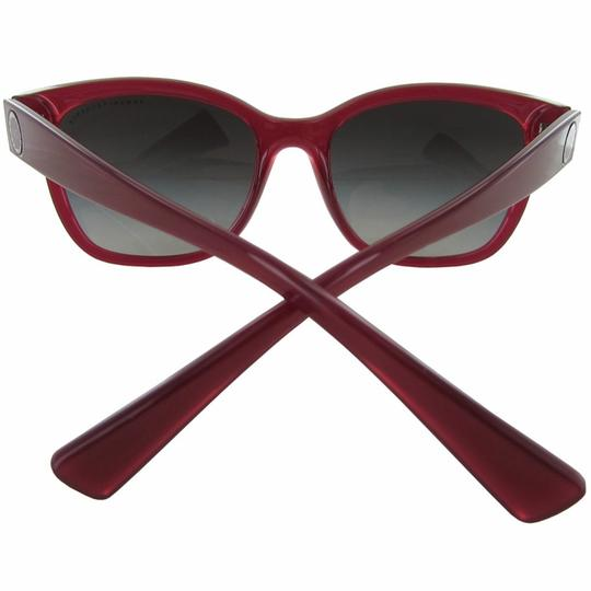 A|X Armani Exchange Ruby Red Milky Way Sunglasses Image 3