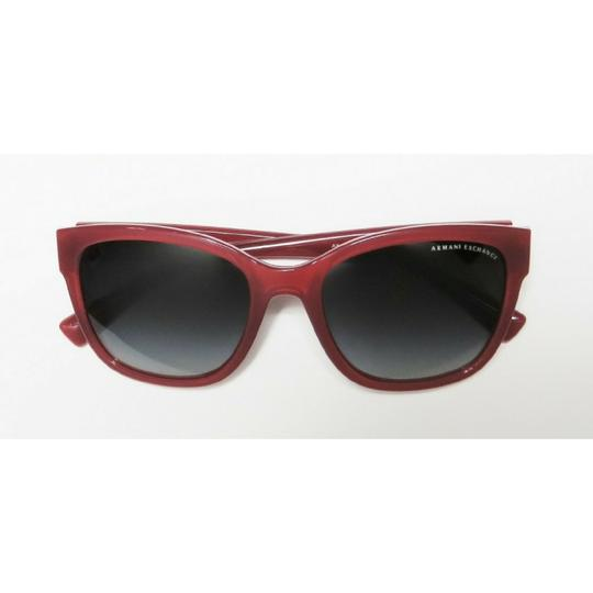 A|X Armani Exchange Ruby Red Milky Way Sunglasses Image 4