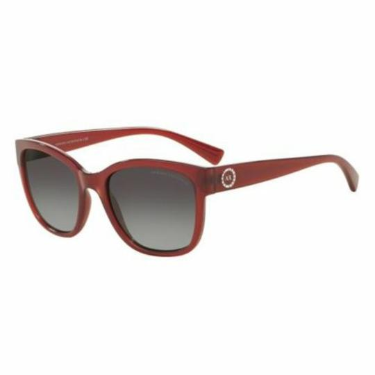 A|X Armani Exchange Ruby Red Milky Way Sunglasses Image 5