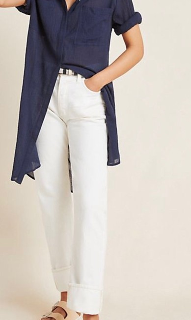 Citizens of Humanity Straight Leg Jeans Image 9