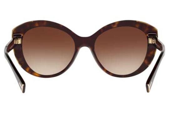 Tiffany & Co. TF4151 8015/3B Dark Havana Cat Eye Lens Sunglasses 54mm Italy Image 2