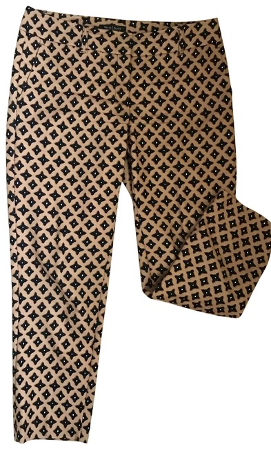Item - Tan/Brown Ankle Pants Size 6 (S, 28)