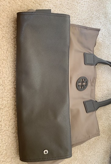 Tory Burch Tote in French Gray Image 6
