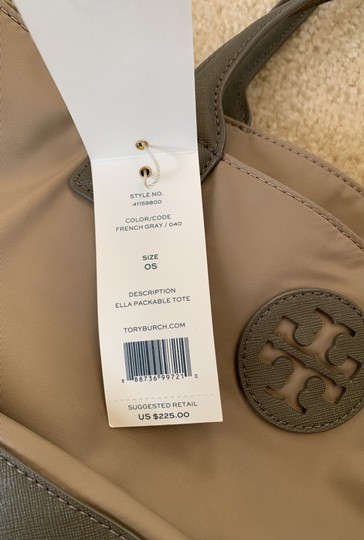 Tory Burch Tote in French Gray Image 7