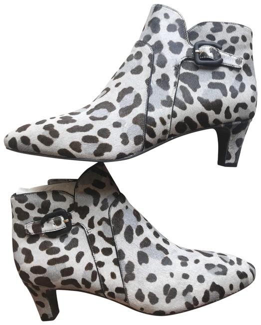 Item - Gray and Brown Sylvia Boots/Booties Size US 10.5 Regular (M, B)