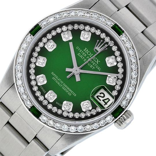 Preload https://img-static.tradesy.com/item/25767844/rolex-green-vignette-midsize-datejust-stainless-steel-with-string-diamond-dial-watch-0-1-540-540.jpg