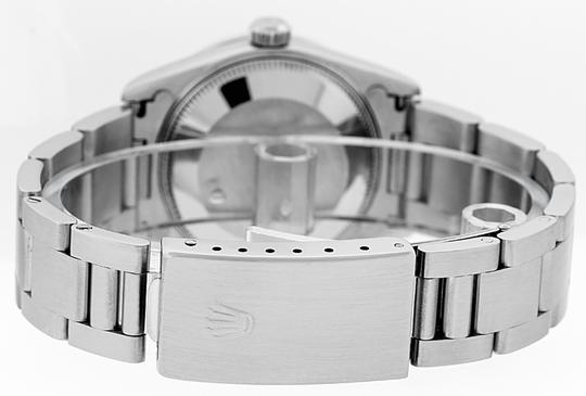 Rolex Midsize Datejust Stainless Steel with String Diamond Dial Watch Image 1
