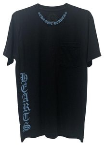Chrome Hearts T Shirt black