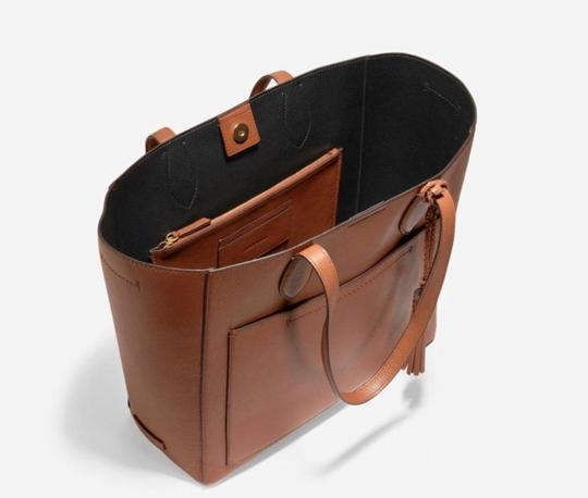 Cole Haan # Tote in brown Image 4