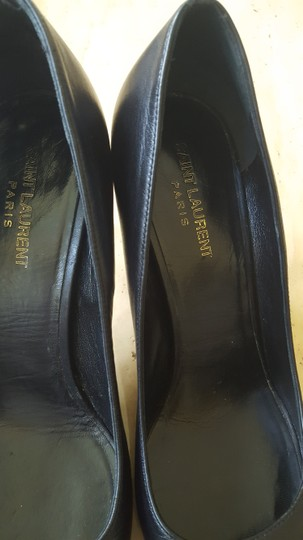 Saint Laurent Black Pumps Image 7