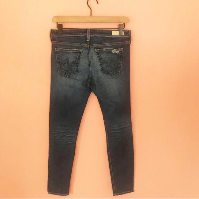 AG Adriano Goldschmied Skinny Jeans-Distressed Image 2