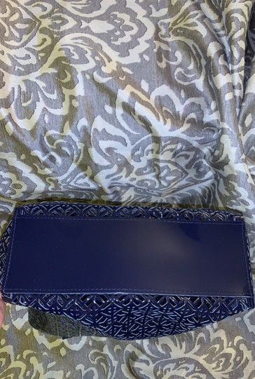 Tory Burch Tote in navy blue Image 2