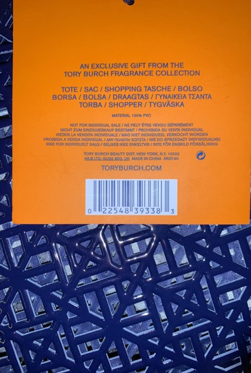 Tory Burch Tote in navy blue Image 9