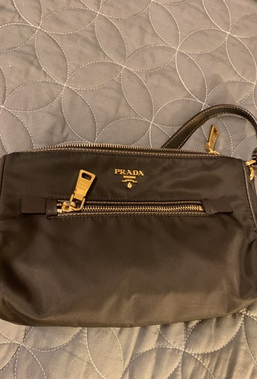 Prada Wristlet in Dark Chocolate Image 10