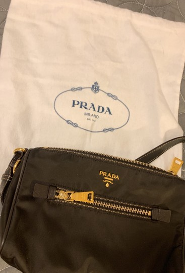 Prada Wristlet in Dark Chocolate Image 11