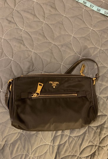 Prada Wristlet in Dark Chocolate Image 9