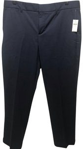 Gap Relaxed Pants Navy Blue