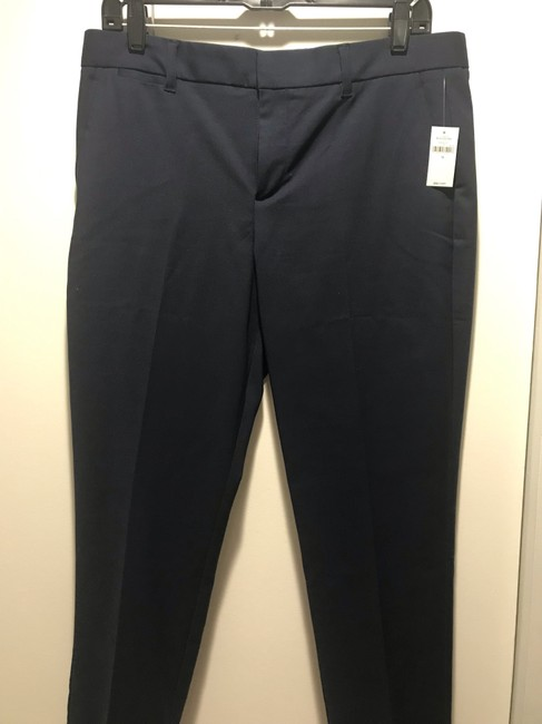 Gap Relaxed Pants Navy Blue Image 1