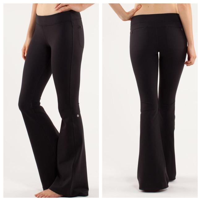 Preload https://img-static.tradesy.com/item/25768033/lululemon-black-wanderfal-flared-activewear-bottoms-size-4-s-0-0-650-650.jpg