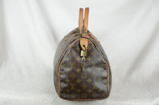Louis Vuitton Speedy 35 Tote in Brown Image 2