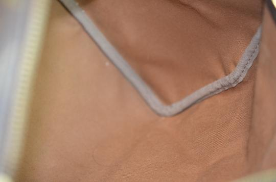 Louis Vuitton Speedy 35 Tote in Brown Image 9