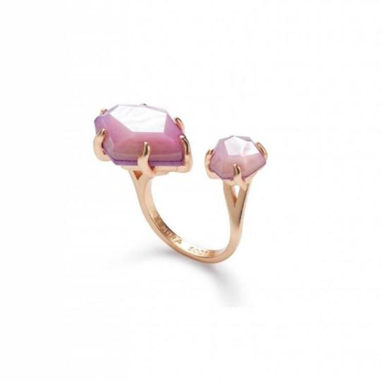 Preload https://img-static.tradesy.com/item/25768180/kendra-scott-lilac-mother-of-pearl-rose-gold-kayla-adjustable-ring-0-0-540-540.jpg