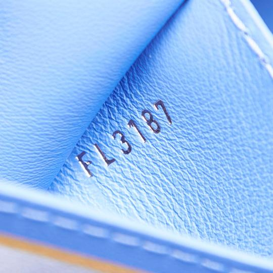 Louis Vuitton 9glvto013 Vintage Tote in Blue Image 6