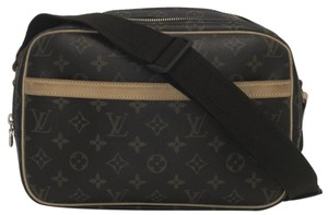 Louis Vuitton Lv Reporter Reporter Pm Monogram Messenger Cross Body Bag