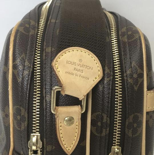 Louis Vuitton Lv Reporter Reporter Pm Monogram Messenger Cross Body Bag Image 3