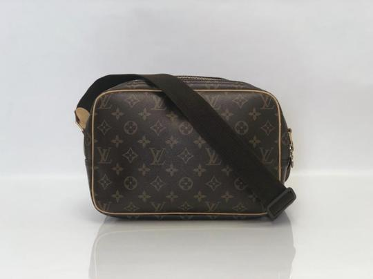 Louis Vuitton Lv Reporter Reporter Pm Monogram Messenger Cross Body Bag Image 4
