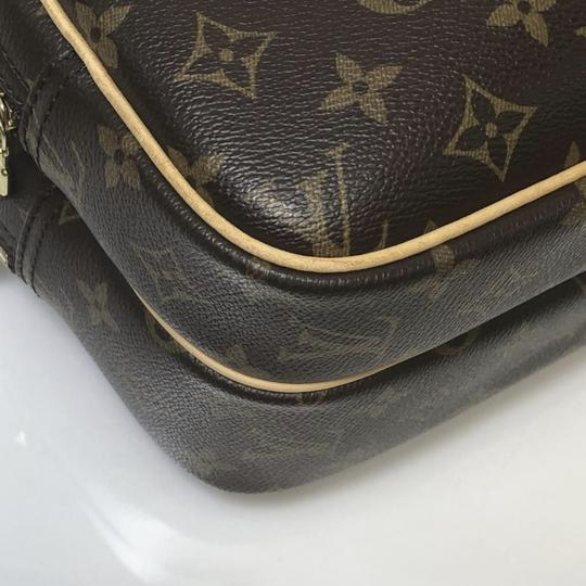 Louis Vuitton Lv Reporter Reporter Pm Monogram Messenger Cross Body Bag Image 7
