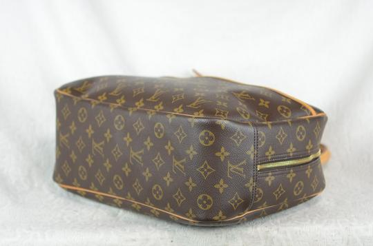 Louis Vuitton Deauville Monogram Tote in Brown Image 2