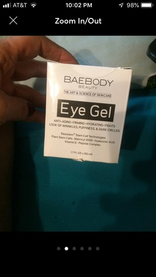 Baebody Eye Gel baebody eye gel Image 1