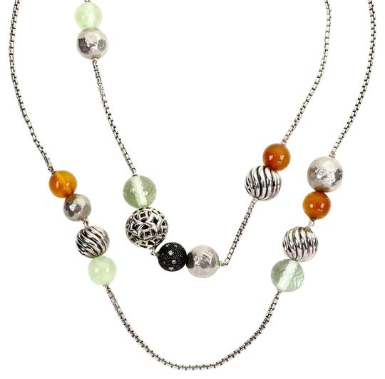 Preload https://img-static.tradesy.com/item/25768274/david-yurman-61048-elements-925-silver-and-gems-beaded-chain-paper-41long-necklace-0-1-540-540.jpg