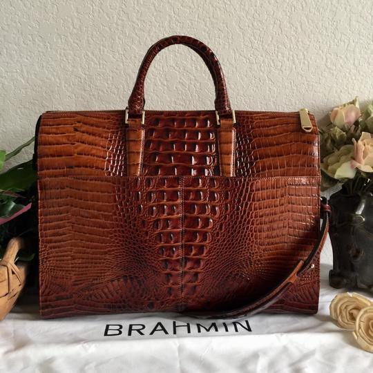 Brahmin Laptop Bag Image 1