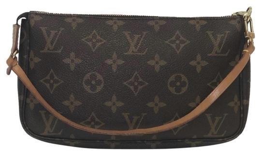 Preload https://img-static.tradesy.com/item/25768429/louis-vuitton-pochette-accessories-brown-monogram-canvas-wristlet-0-0-540-540.jpg