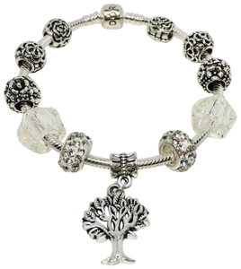 PANDORA Tree of Life Charm • Pandora Bracelet With European Charm