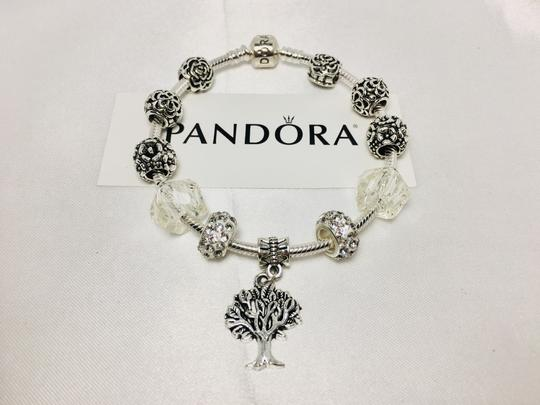 PANDORA Tree of Life Charm * Pandora Bracelet With European Charm Image 6